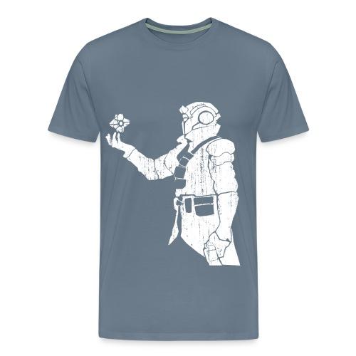 Pax 2016 - Warlock White - Men's Premium T-Shirt