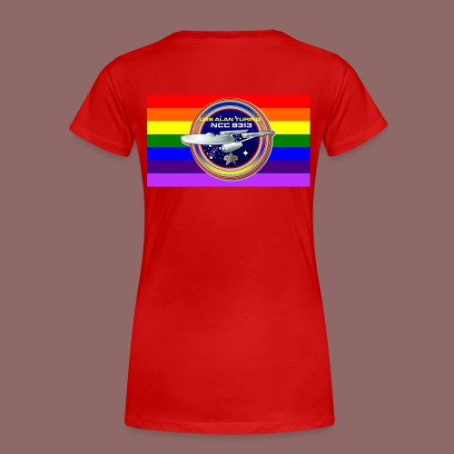 Command T-Shirt - Women's Premium T-Shirt