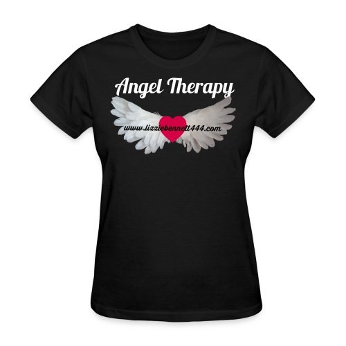 Women's Angel Therapy T shirt - Women's T-Shirt