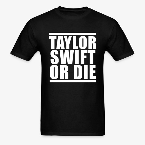 Swift or Die - Men's T-Shirt
