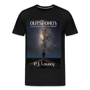 Outspoken Old Cover Shirt - Men's Premium T-Shirt