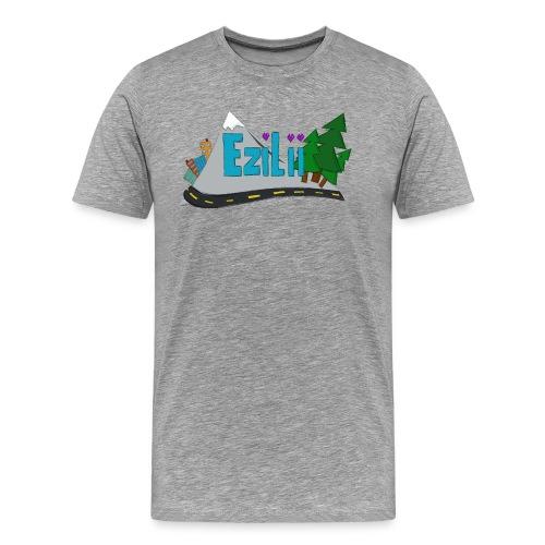 Ezilii's shirt - Men's Premium T-Shirt