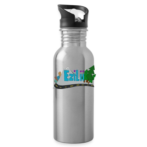 Ezilii's Canteen  - Water Bottle