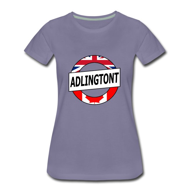 Profile Picture - Premium Women's T-Shirt