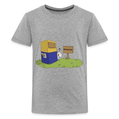 Statue - Premium Kids's T-Shirt - Kids' Premium T-Shirt