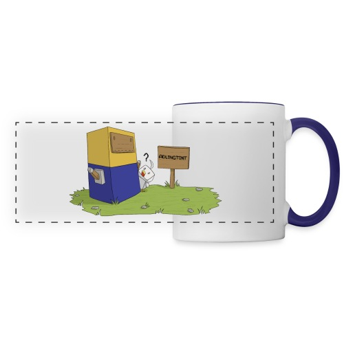 Statue - Mug - Panoramic Mug