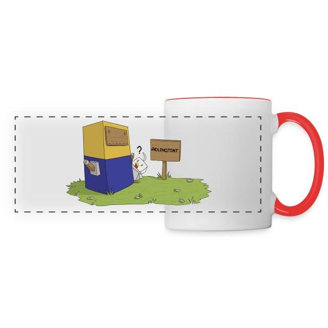 Statue - Mug
