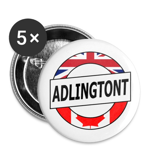 Profile Picture - Badge - Buttons large 2.2'' (5-pack)
