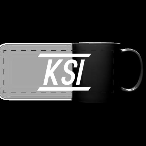 KSI Panoramic Mug - Full Color Panoramic Mug
