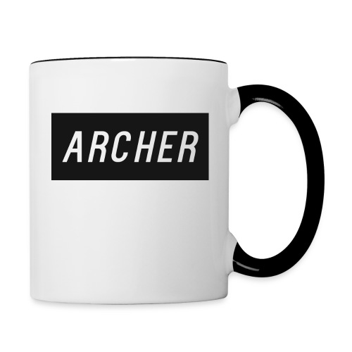 ItzArcherHD Koffie mok - Contrast Coffee Mug