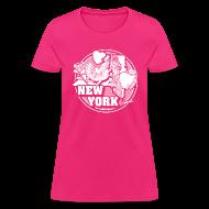 T-Shirts ~ Women's T-Shirt ~ I NEW YORK LOVE