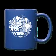 Mugs & Drinkware ~ Full Color Mug ~ I NEW YORK LOVE