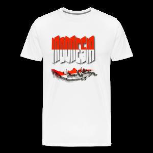 COUNTRIES FLAG OF INDONESIA T-Shirts - Men's Premium T-Shirt