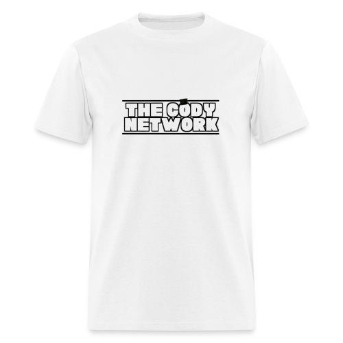 The Cody Network (Logo) Men's T-Shirt - Men's T-Shirt