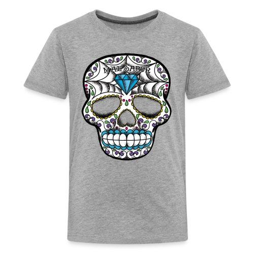 Calavera Tattoo Design  - Kids' Premium T-Shirt