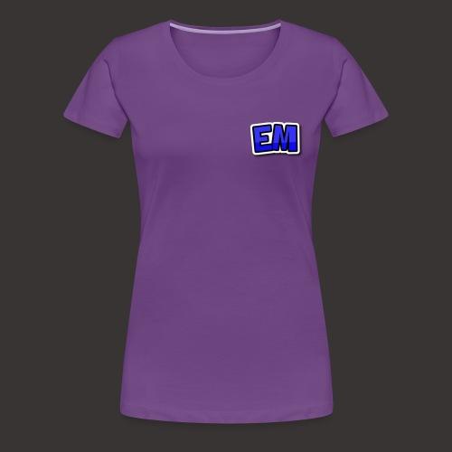 EmortalMarcus Patch Shirt - Women's Premium T-Shirt
