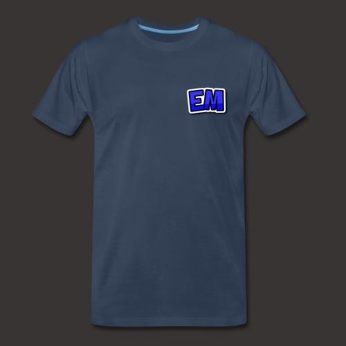 EmortalMarcus Patch Shirt - Men's Premium T-Shirt