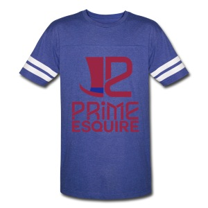 Prime Esq/Kings Blue - Vintage Sport T-Shirt