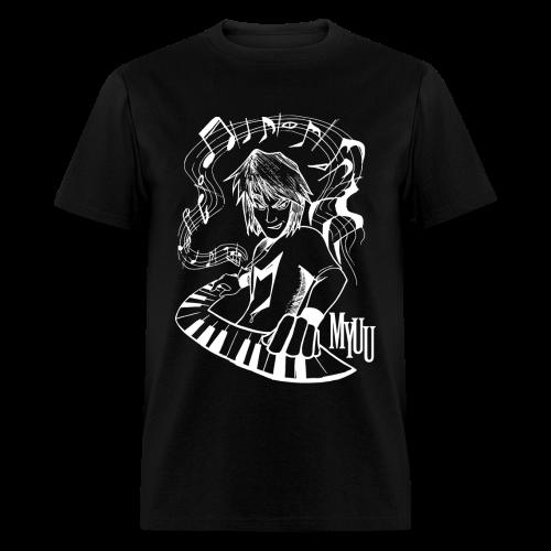 Classic Black ♂ - Men's T-Shirt