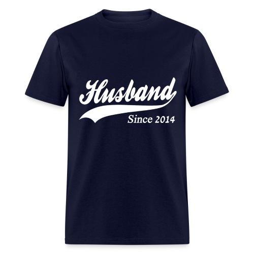 Husband Since 14 - Men's T-Shirt