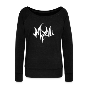 Myuu Logo Sweater I - Women's Wideneck Sweatshirt