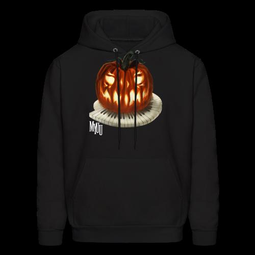 Pumpkin Hoodie - Men's Hoodie
