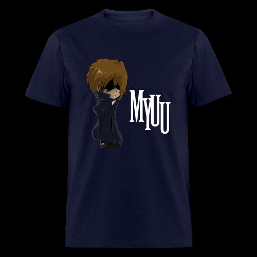 Chibi Myuu ♂ - Men's T-Shirt