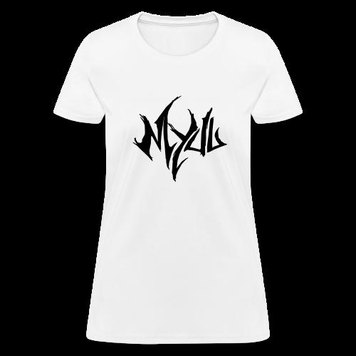 Myuu Logo ♀ - Women's T-Shirt