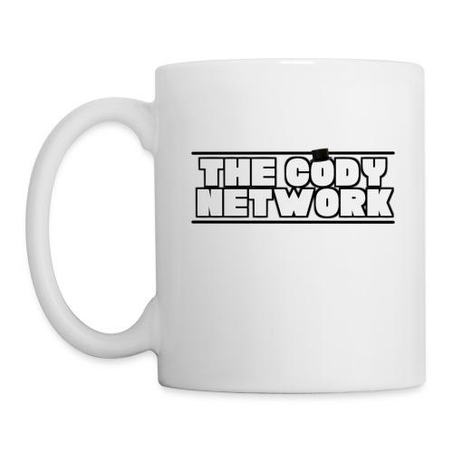 The Cody Network (Logo) Coffee/Tea Mug - Coffee/Tea Mug