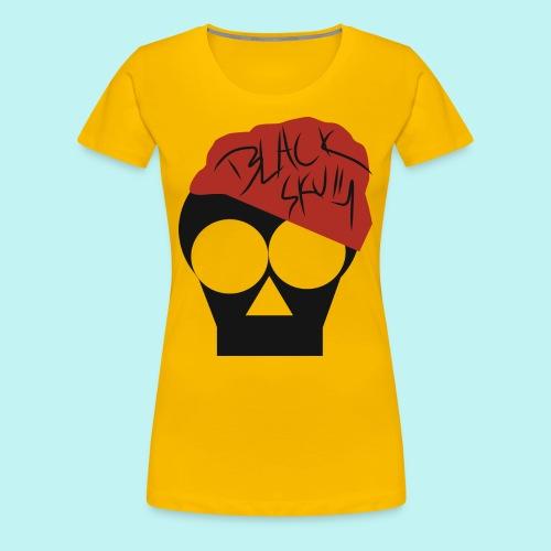 Bare-Bone Mini  - Women's Premium T-Shirt