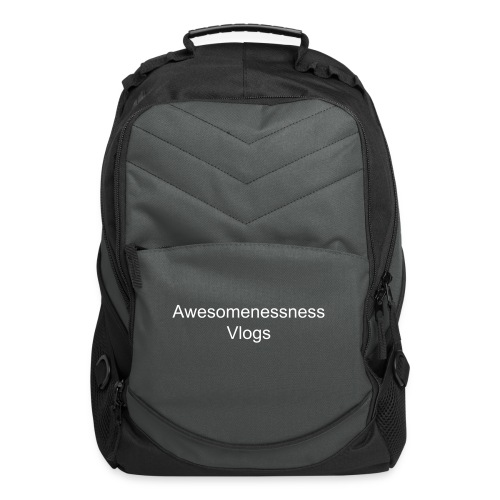 Awesomeness vlogs computer backpack - Computer Backpack