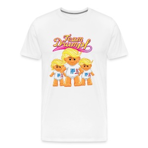 Dump Trump Tee - Men's Premium T-Shirt