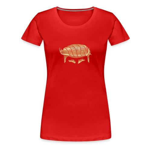 Make America Great T-Shirt - RED Women's - Women's Premium T-Shirt