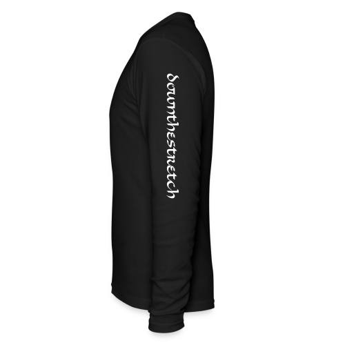 Inappropriately-Named Stake Race (long sleeve down the stretch) - Men's Long Sleeve T-Shirt by Next Level