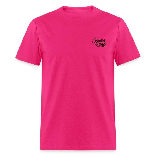 BLACK TEXT - MENS - Men's T-Shirt