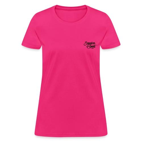 BLACK TEXT - WOMENS - Women's T-Shirt