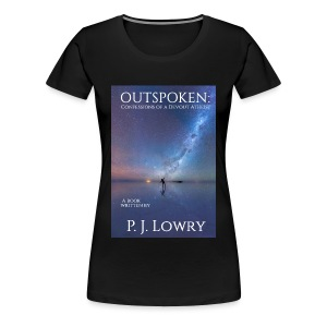 Outspoken New Cover Women's Shirt - Women's Premium T-Shirt
