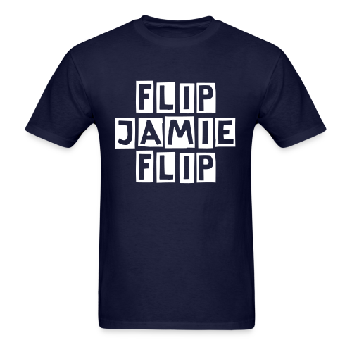 Men's Flip Jamie Flip Jamie O'Hagan Shirt - Men's T-Shirt