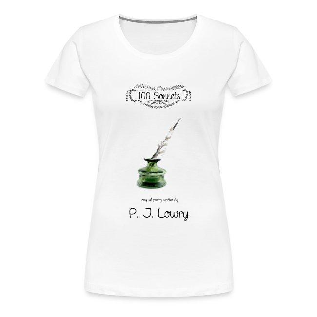 100 Sonnets Women's T-Shirt