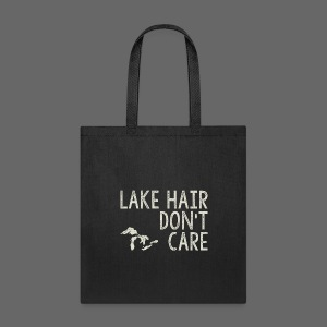 Lake Hair Don't Care - Tote Bag