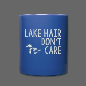 Lake Hair Don't Care - Full Color Mug