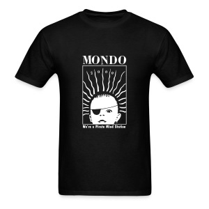 Pirate Mind Station V2 - Men's T-Shirt