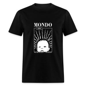 How Fast, How Dense - Men's T-Shirt