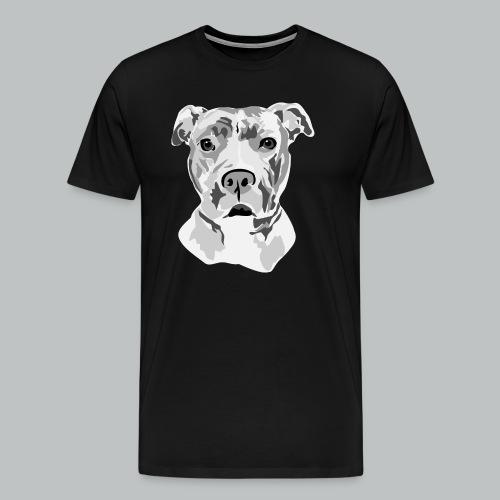 Pitbull - Men's - Men's Premium T-Shirt