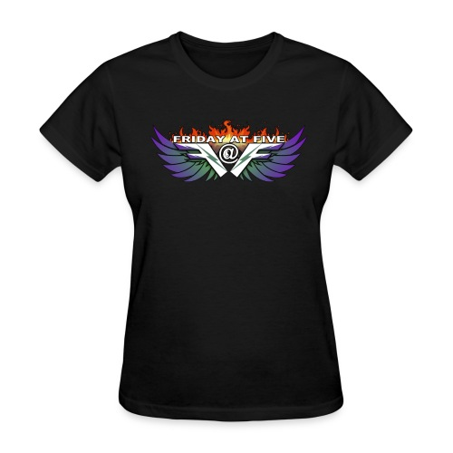 Friday At Five Logo Womans Tee - Women's T-Shirt