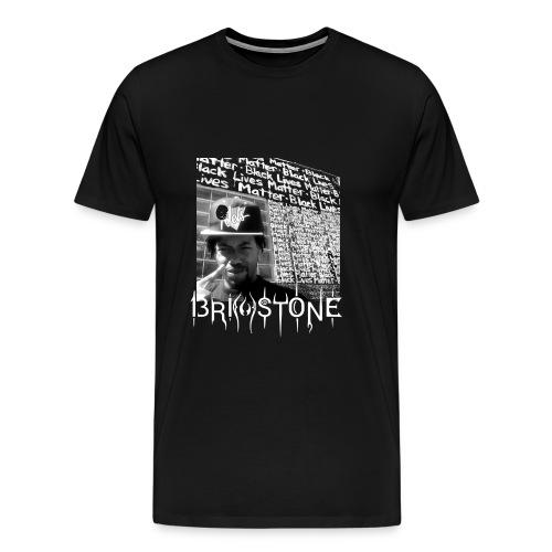 Capone Da Truth #Black Lives Matter T-Shirt - Men's Premium T-Shirt