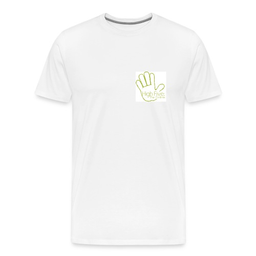 Second-Favorite Sponsor Tee - Men's Premium T-Shirt