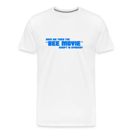 Sombra ARG - Bee Movie (Mens) - Men's Premium T-Shirt