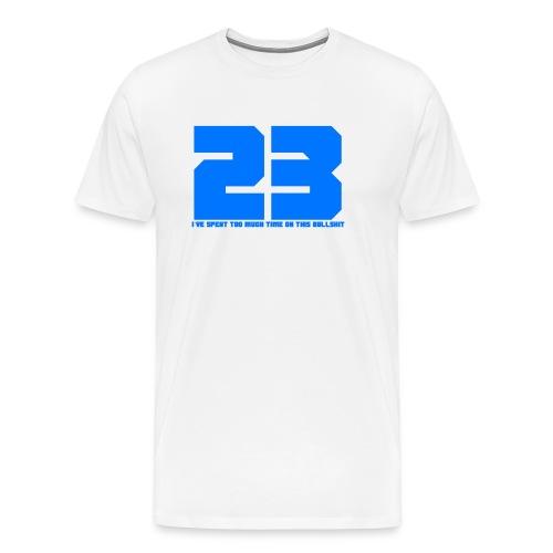 Sombra ARG - 23 (Mens) - Men's Premium T-Shirt