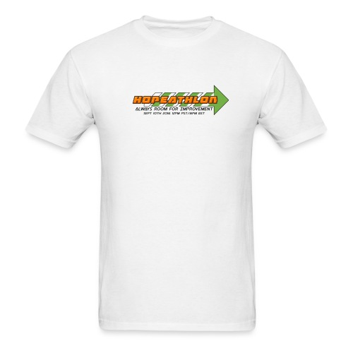 Hopeathlon 2016  Men's - Men's T-Shirt